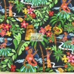 Alexander Henry Cotton Leis Luaus & Alohas By The Yard