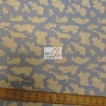 Animal Cloud Michael Miller Cotton Fabric By Yard