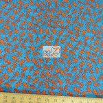 Fall Leaves Michael Miller Cotton Fabric By Yard