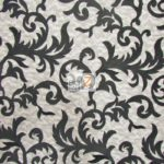 Cocktail Vogue Floral Lace Fabric Black By The Yard